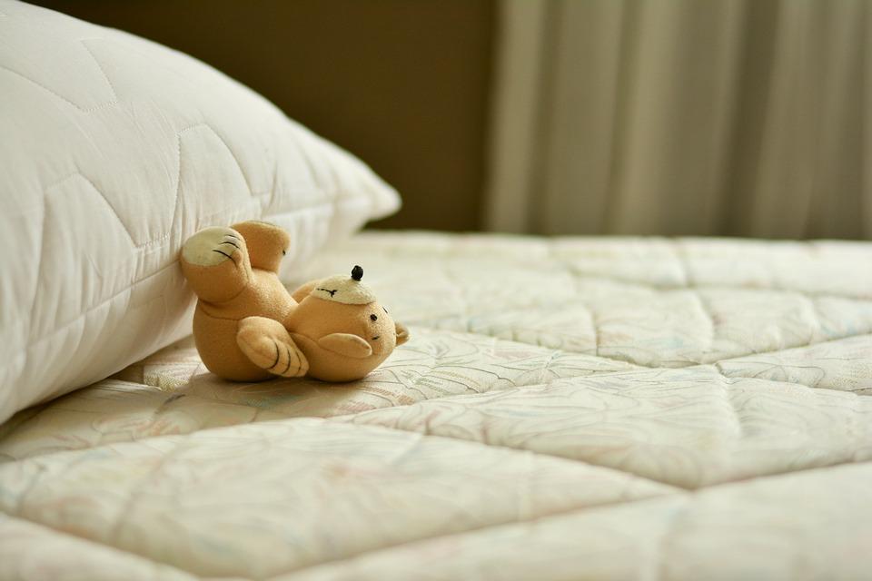 Siusiu, paciorek i spać